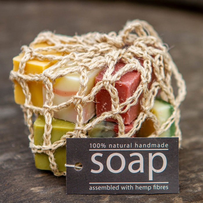 Dindi Mixed Soap Hemp Bag