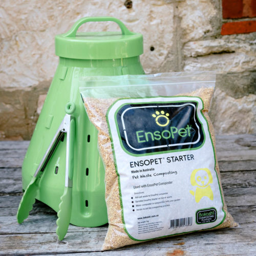 EnsoPet - Pet Waste Composting
