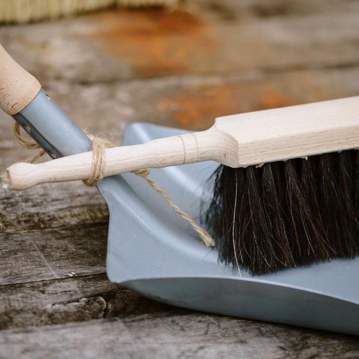 Brush and Dustpan