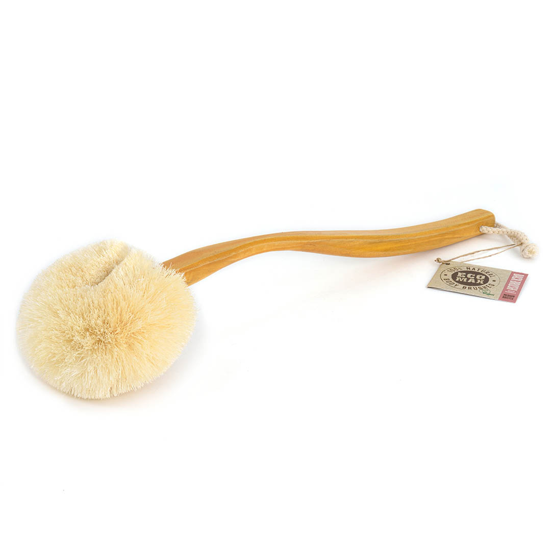 Eco Max Back Brush Long Handle