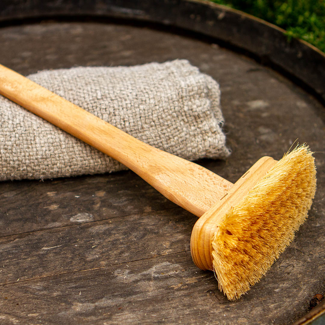 Long Handle Scrubbing Brush