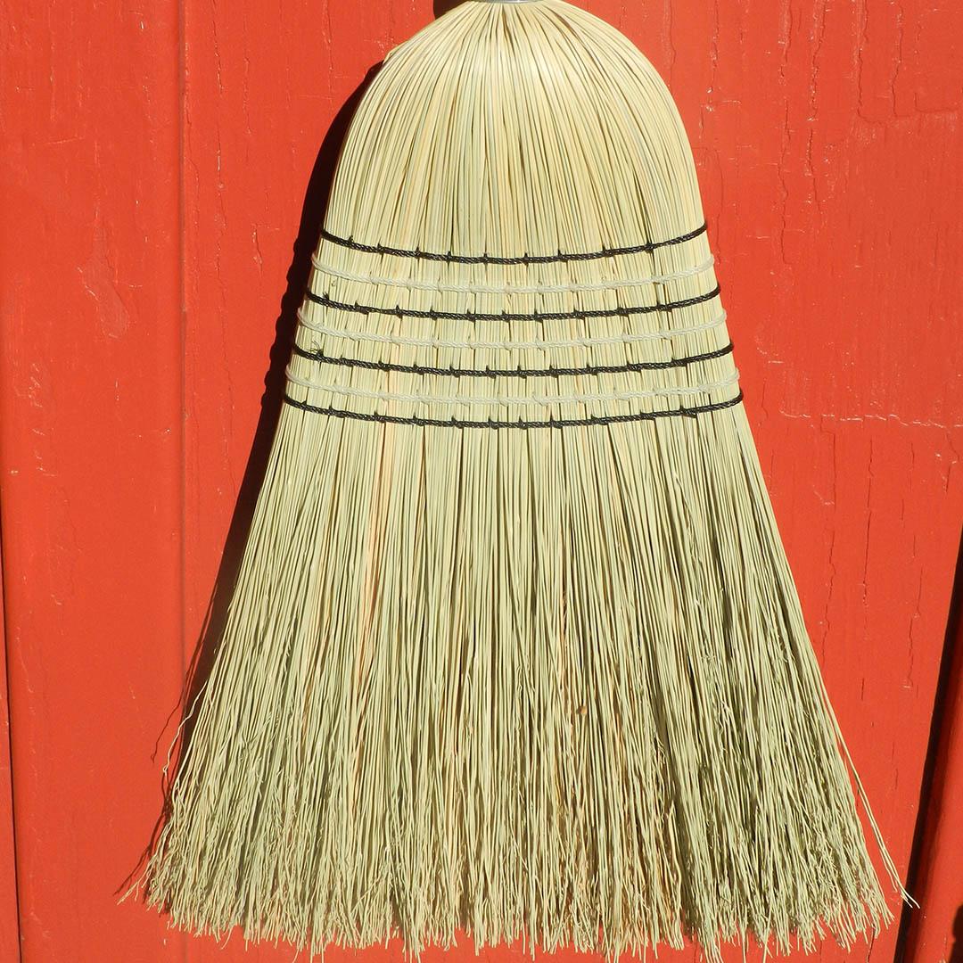 Tumut Broom handmade millet broom